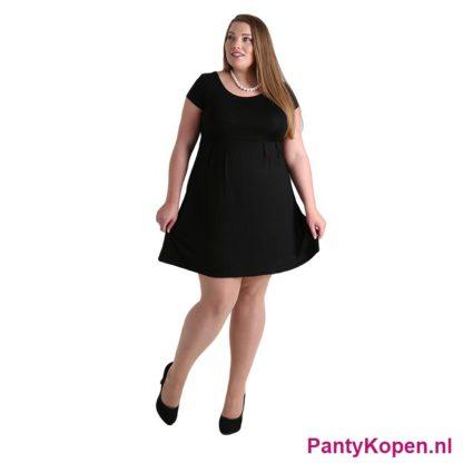 Plus Size 15 DENIER Sheer Panty doorzichtig Pamela Mann