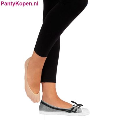Ballerina Footies (2 paar)