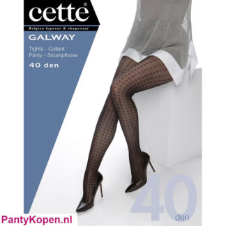 Galway Plus Size Panty Cette